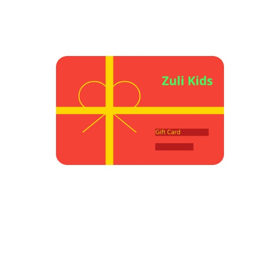 Zuli Kids Gift Card