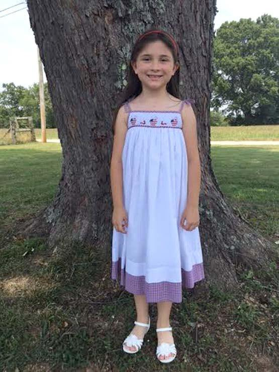 Toddler Girl 4th of July Dresses