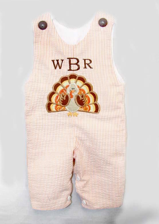 1st Thanksgiving Outfit Boy ~ Infant Boy Thanksgiving Outfit  292304