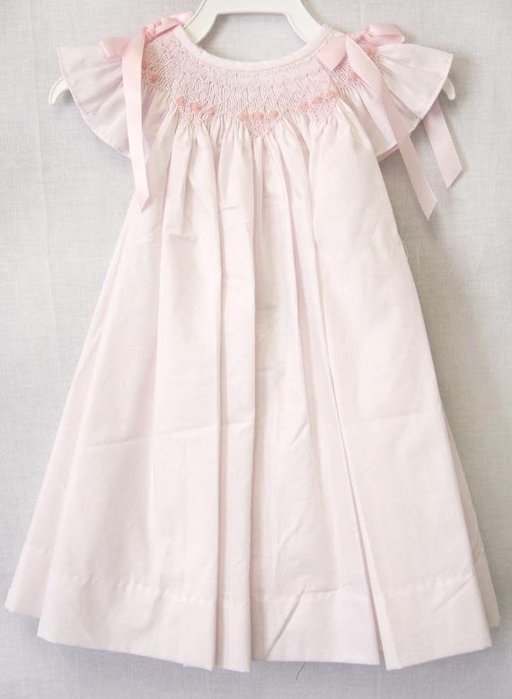 Baby flower girl dress, Size 6 months