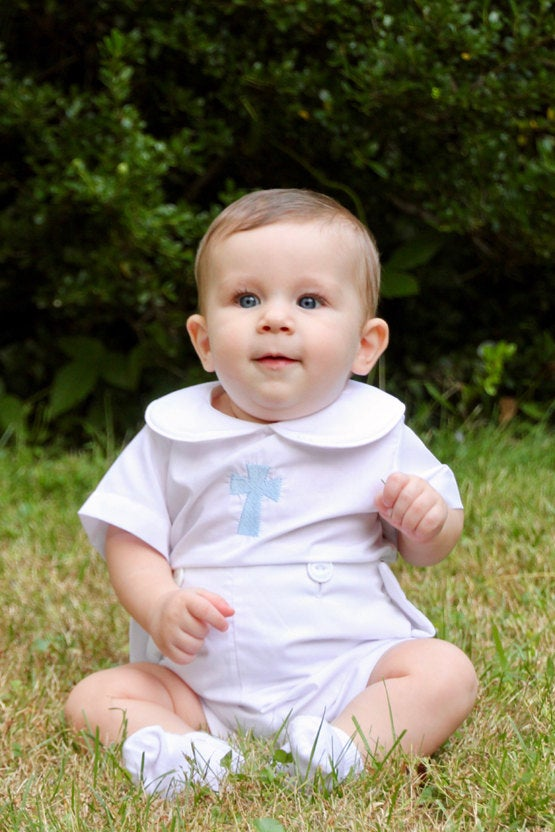 Baptism Outfits for Boys, Baby Boy Christening Outfit. Zuli Kids 292743