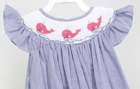 Toddler Smocked Dresses