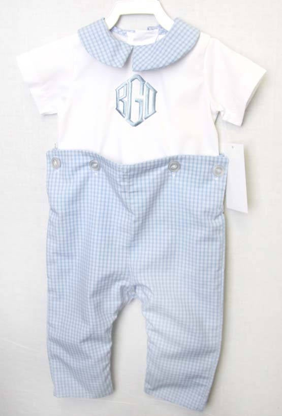 Baby Boy 1st Birthday Outfit