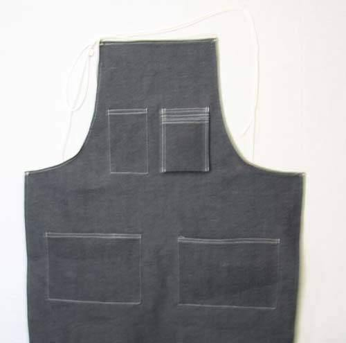 Denium Work Aprons