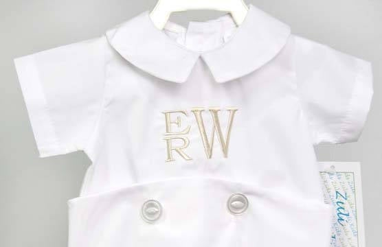 Christening Outfits for Boys, Baby Boy Baptism Outfit, Zuli Kids  292976