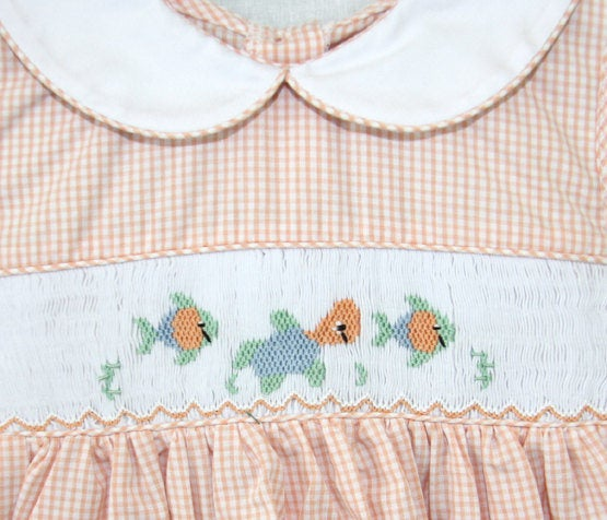 Smocked Kids Clothes, Smocked Auctions