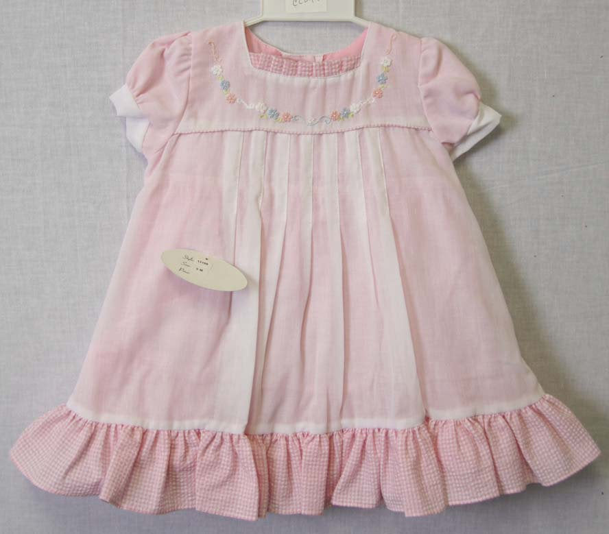 Infant Girl Easter Dress