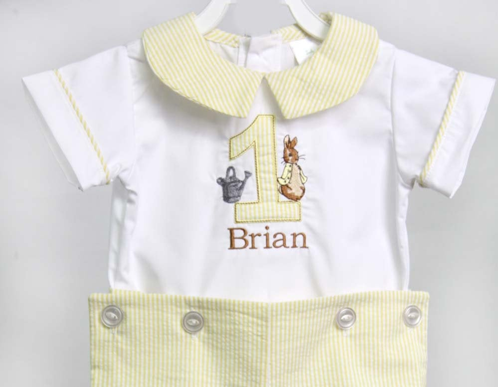 Baby Boy Easter Clothes