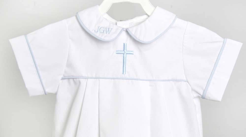 baptism clothes for boy