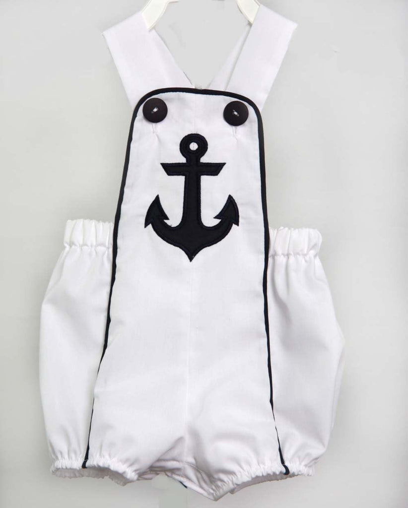 Baby Boy Sunsuit