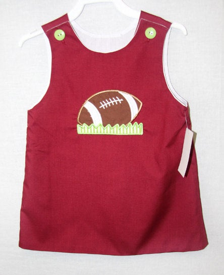 Baby Girl Football Outfit