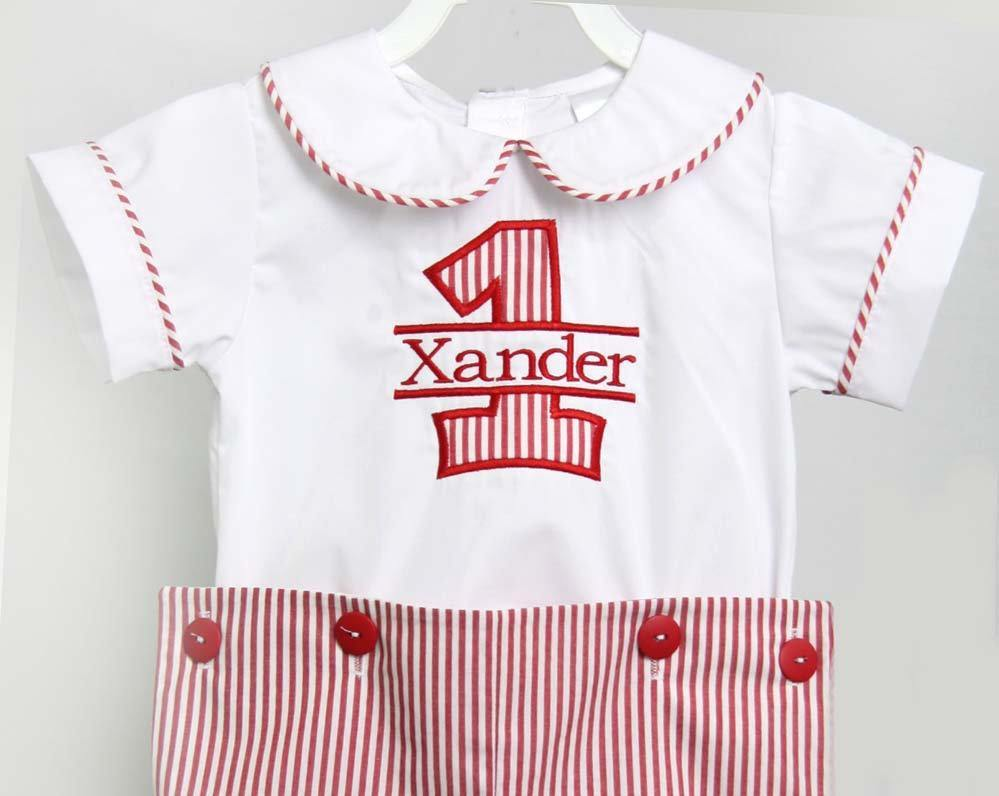 Boys 1st birthday shirt