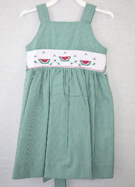 Baby Girl Smocked Dresses