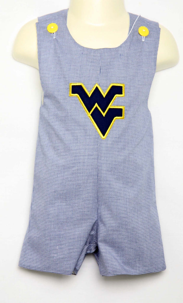 Mountaineers outfit for a football party