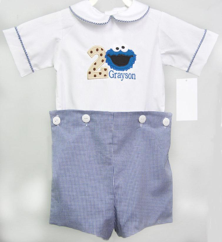 1st birthday outfit boy