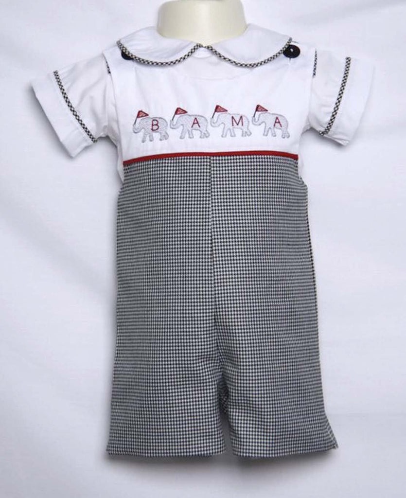 Alabama baby boy clothes