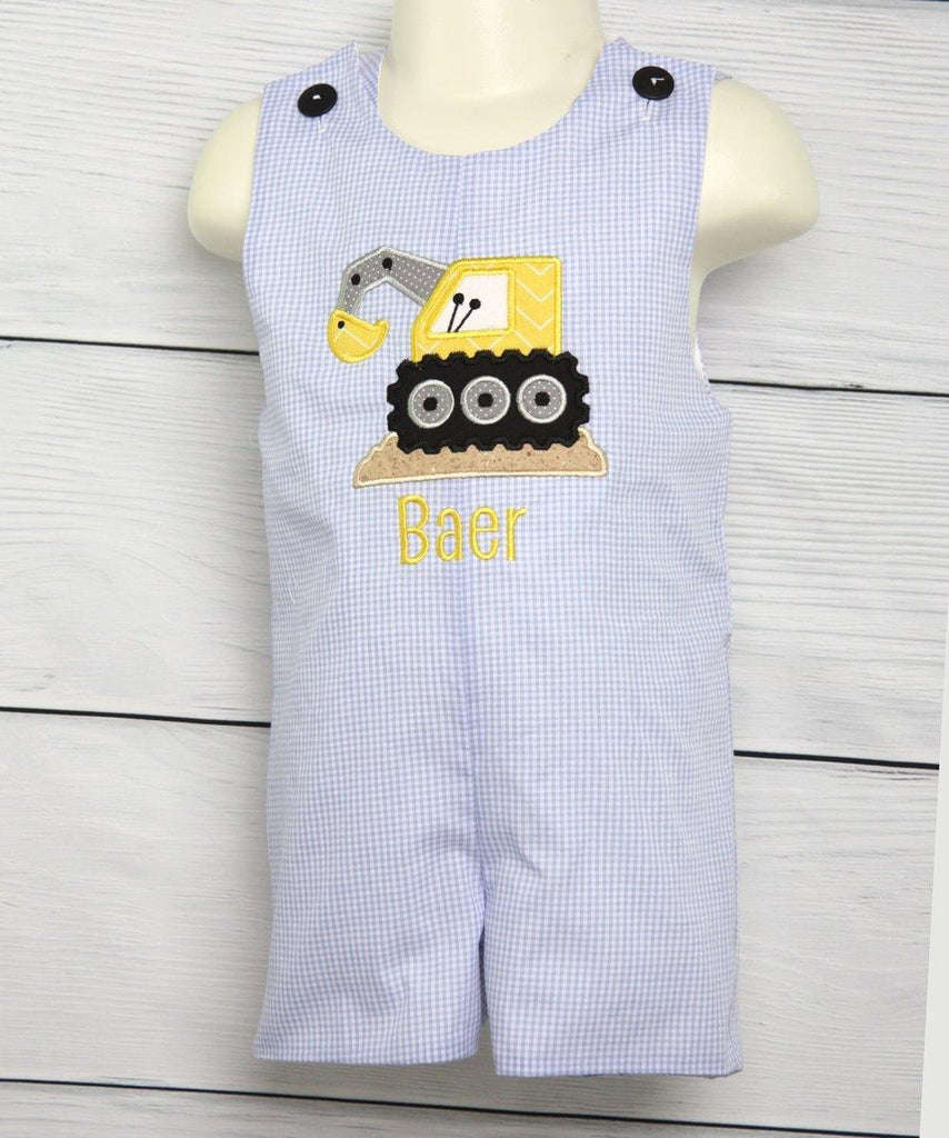Construction Baby Clothes