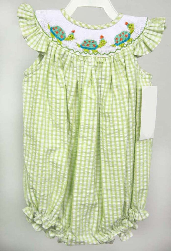 Infant Girl Clothes with Smocking, Childrens Clothes Smocked, Twin Baby Clothes, Smocked Baby Dress  412792 - DD182
