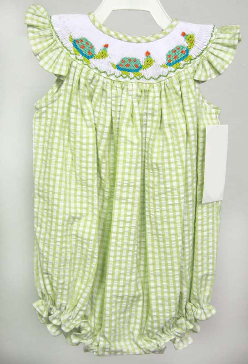CC083 Childrens Clothes Smocked Infant Girl Clothes with Smocking Smocked Baby Dress 412613 Twin Baby Clothes