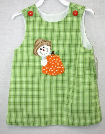 Toddler Thanksgiving Dress