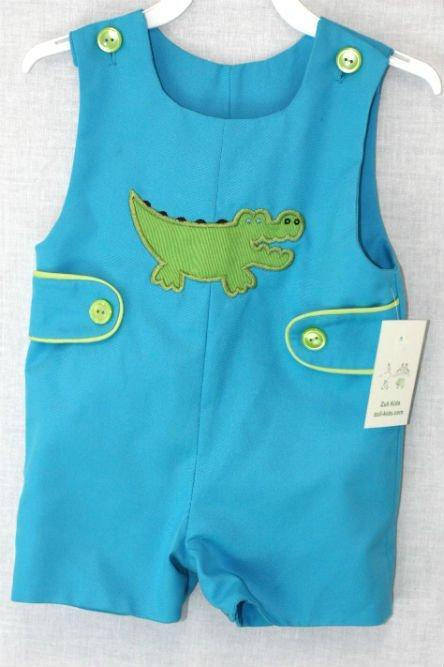 alligator baby boy clothes