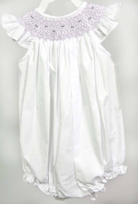 Infant Girl Clothes with Smocking, Childrens Clothes Smocked, Twin Baby Clothes, Smocked Baby Dress  412752 - DD146