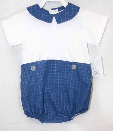 Baby Boy Whale Outfit
