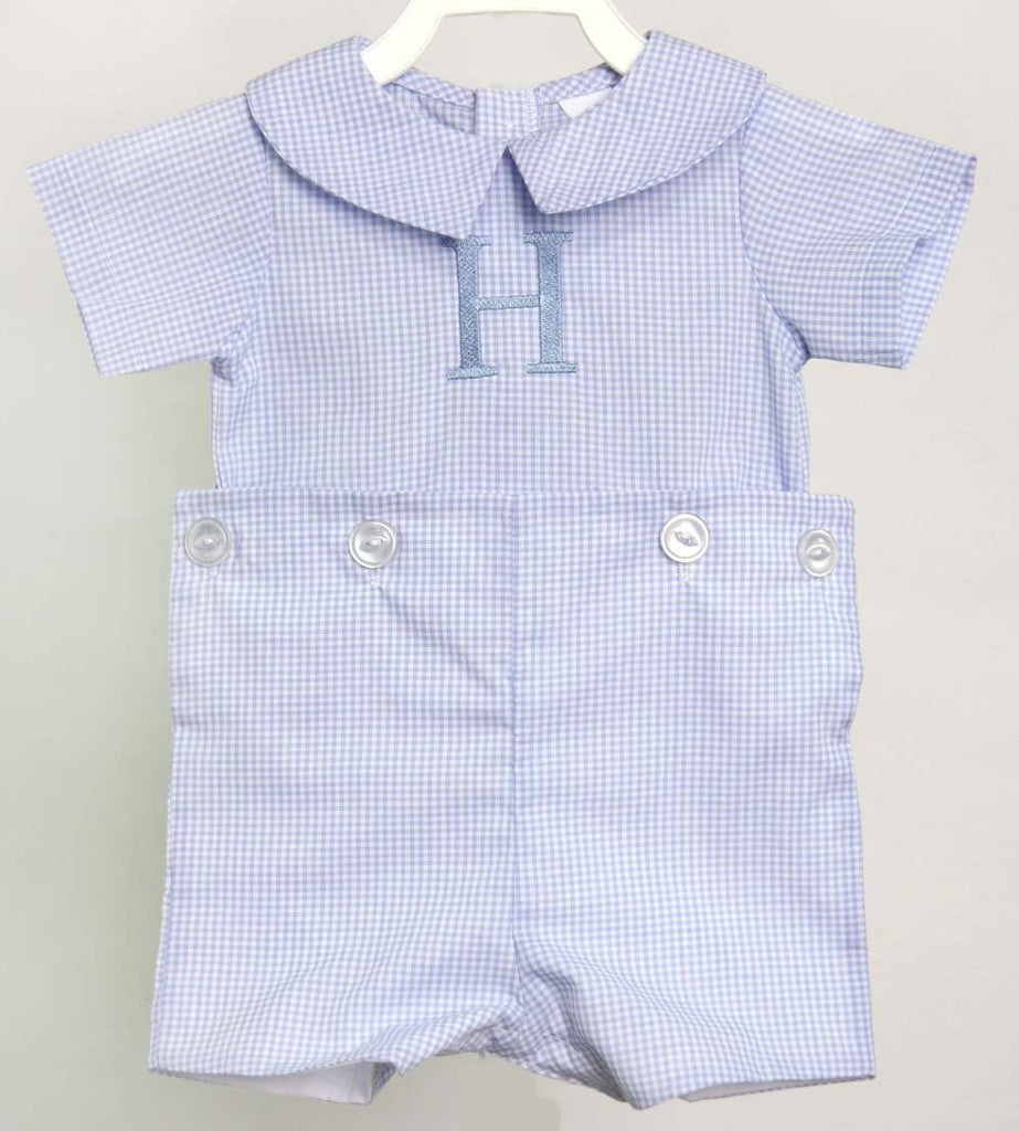 Baby Boy Coming Home Outfit Summer, Baby Boy Dress Clothes, Zuli Kids 292131