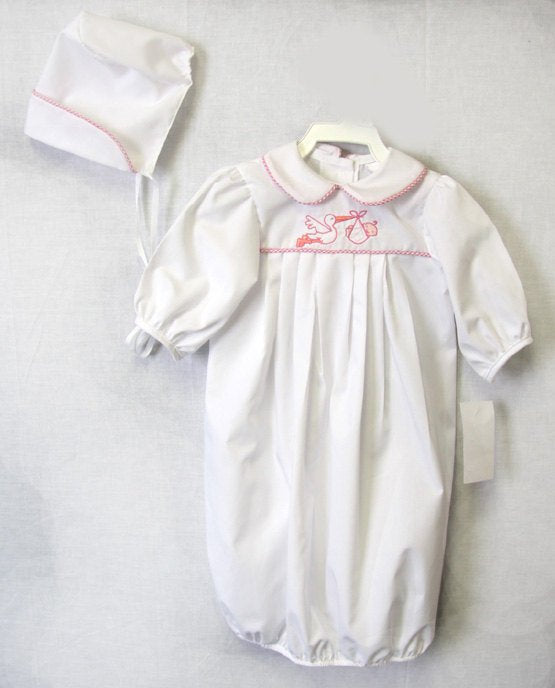 Baby Girl Hospital Outfit