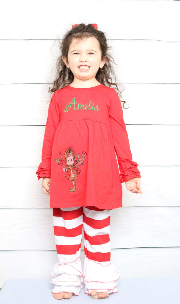 Toddler Girl Holiday Dress