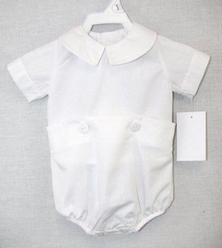 Boy Baptism Outfit Catholic