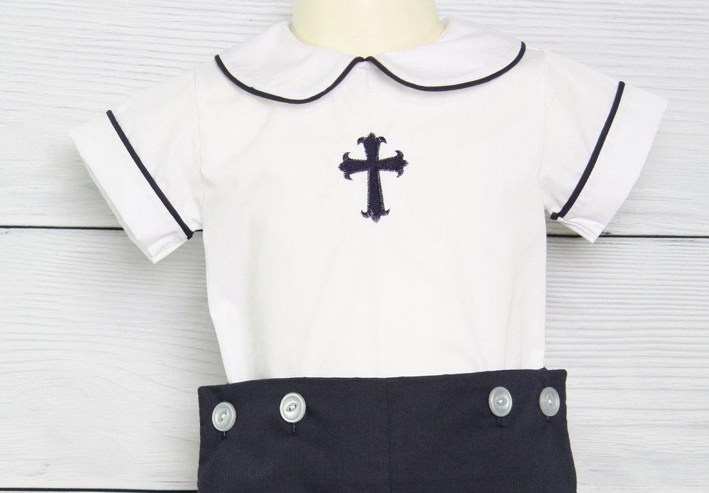 baptism outfit boy