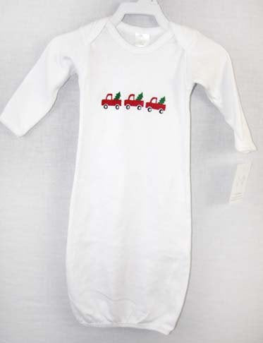 Newborn Boy Christmas Outfits