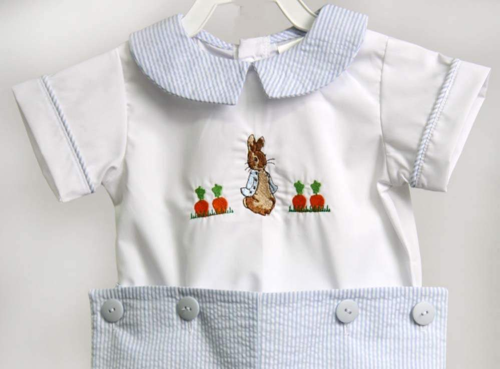 Peter Rabbit 1st Birthday Outfit