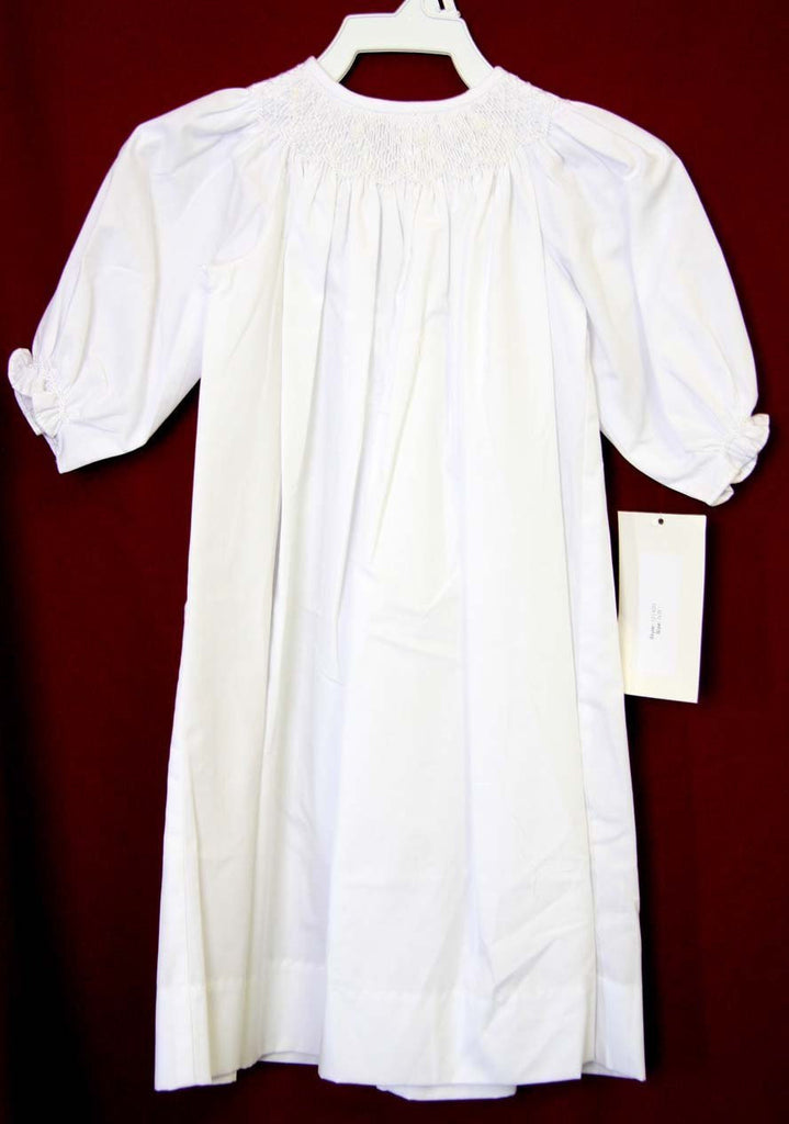 Baby girl christening gown