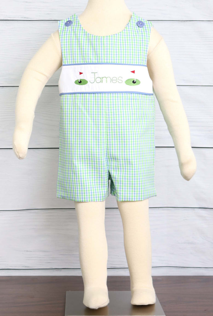 baby golf outfit