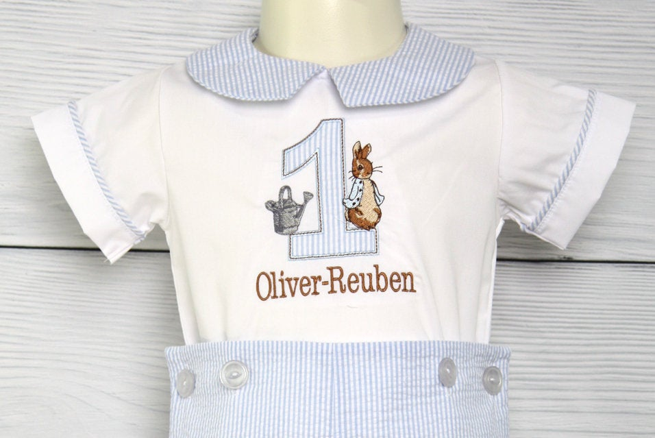 Boy Easter Outfit