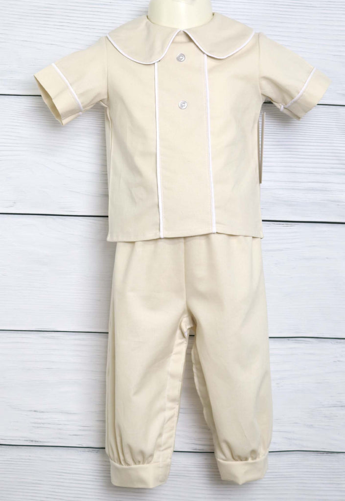 Baby Boy Wedding Outfit,