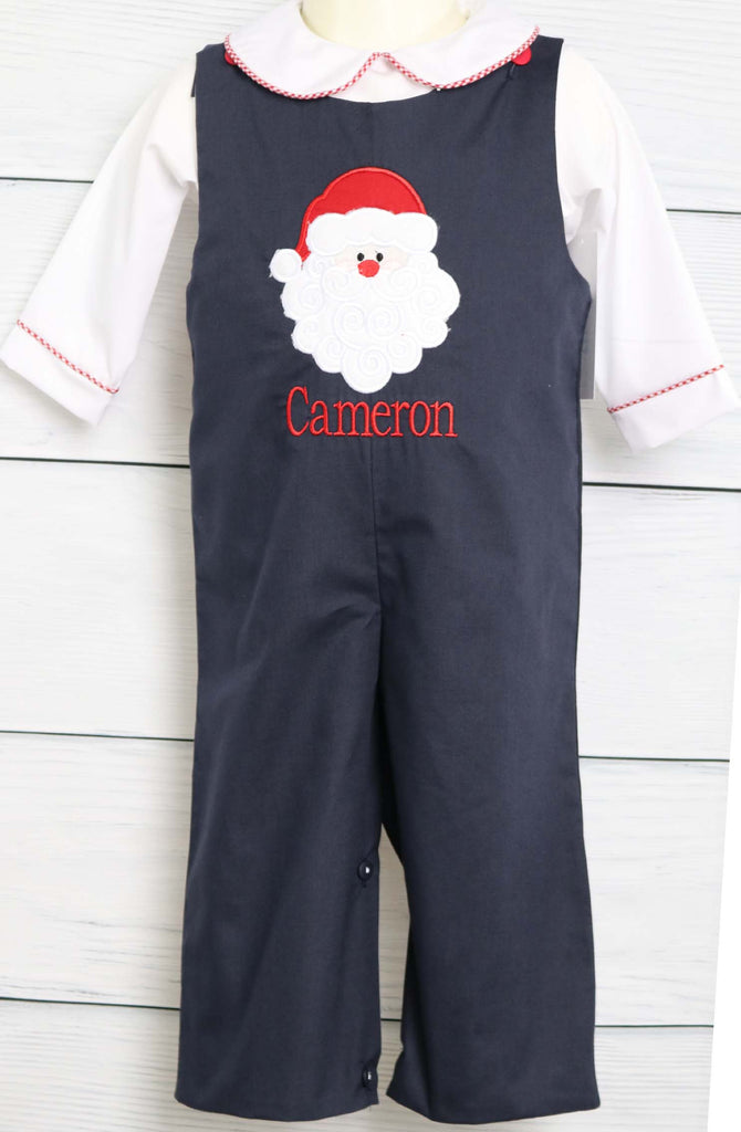 infant boy Christmas outfits