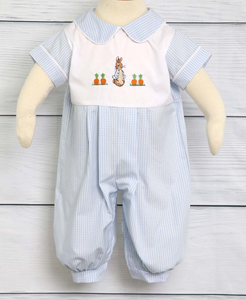 Peter Rabbit Outfit for Baby Boy