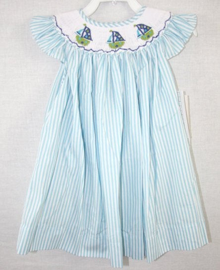 Smocked Baby Clothes