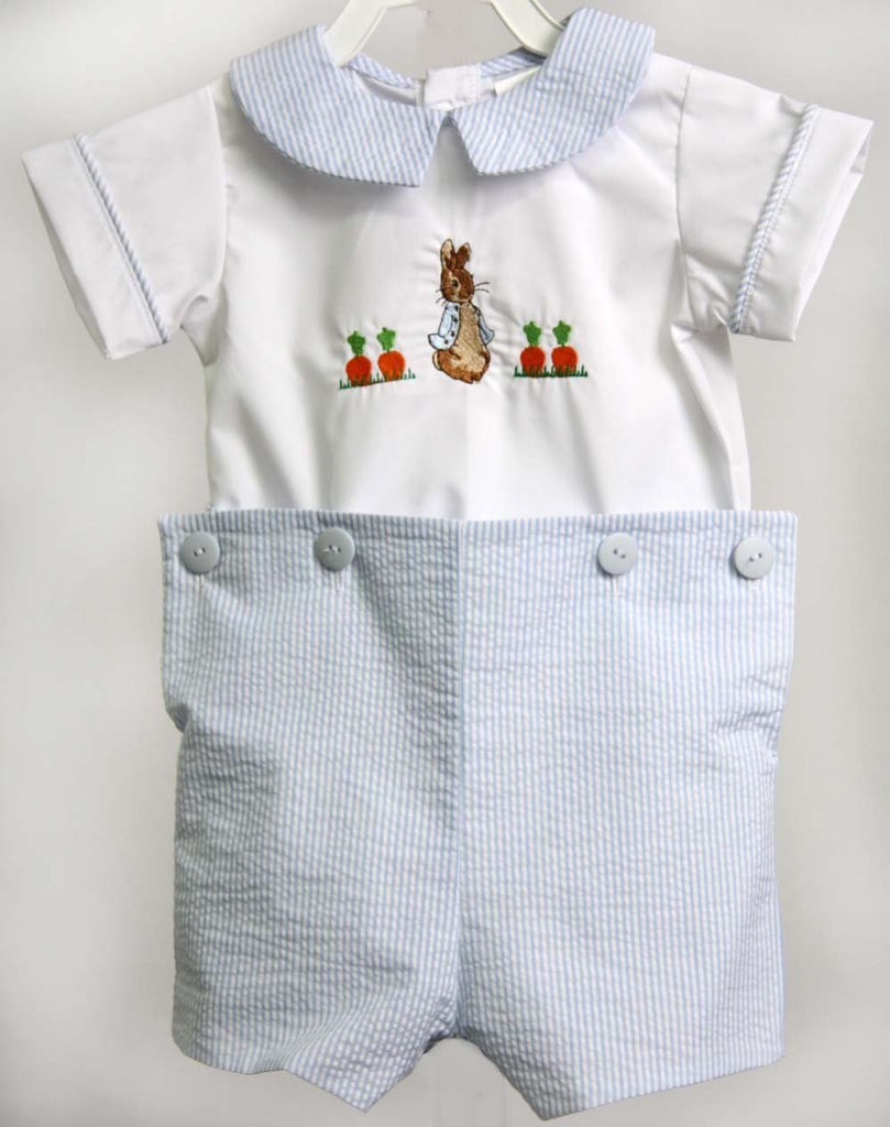 Peter Rabbit Easter Outfit