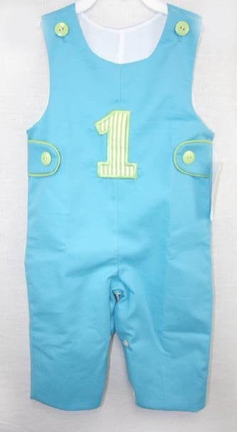 Baby Boy Cake Smash Outfit