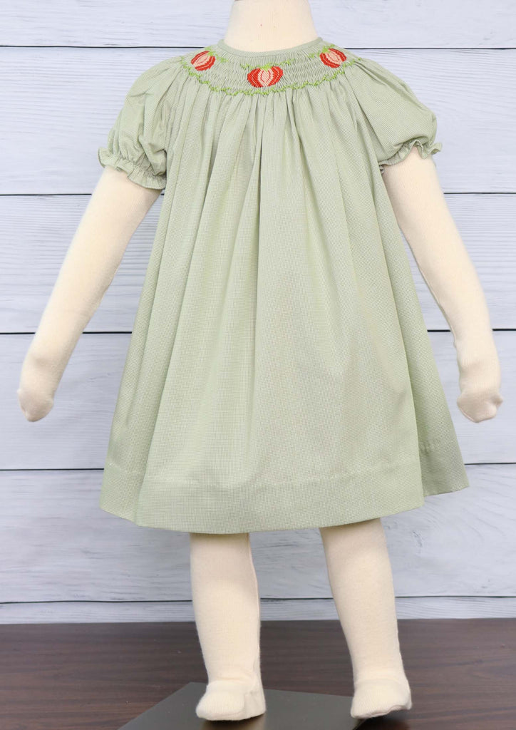 Baby girl fall dress