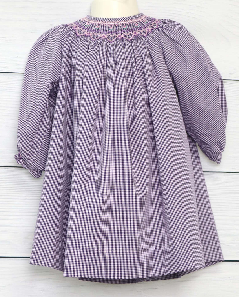 Baby Girl Smocked Clothes