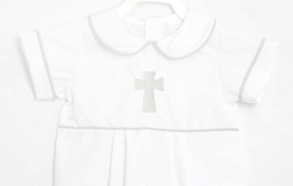 Baby Boy Blessing Outfit