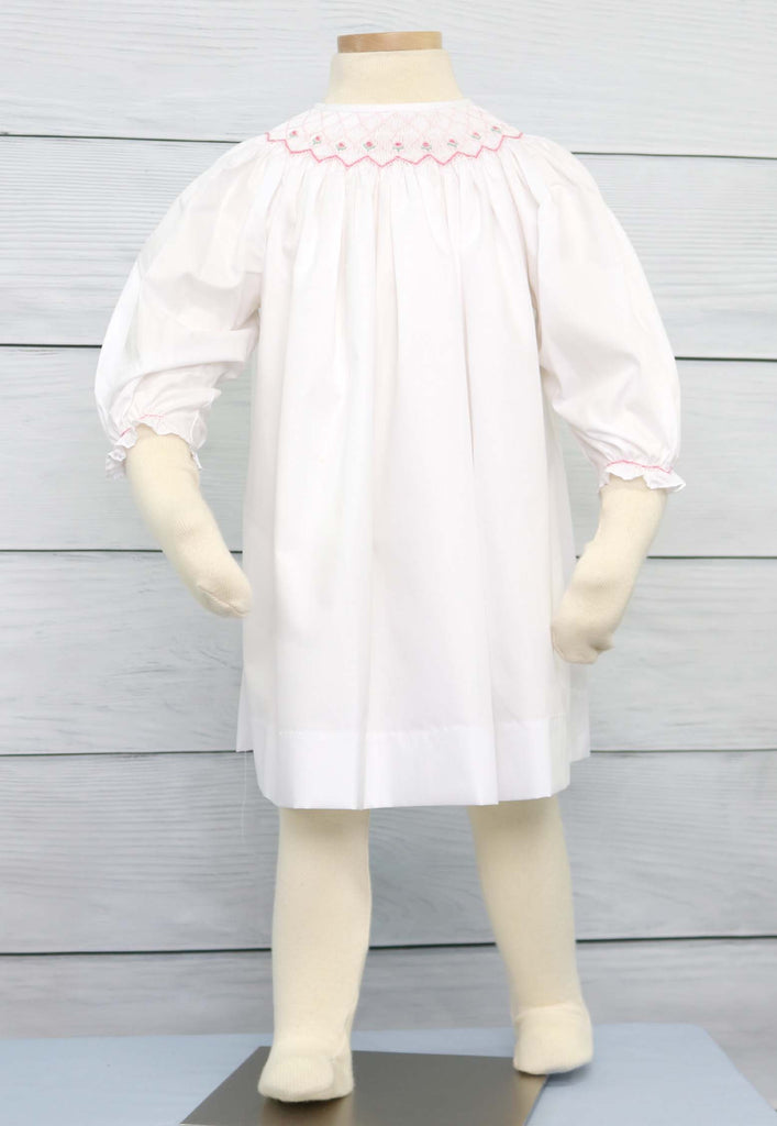 Baby Girl Baptism Dress, Baby Girl Easter Dress, Zuli Kids 412859-CC010