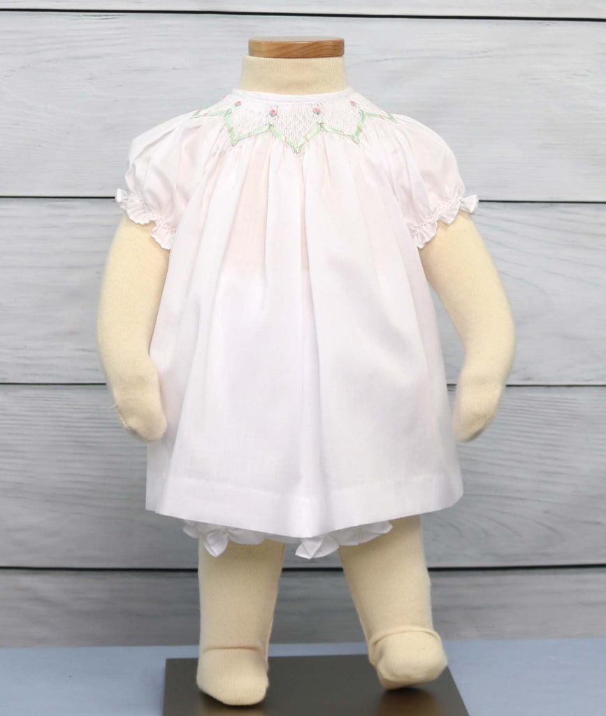 Smocked Dresses Baby Girl
