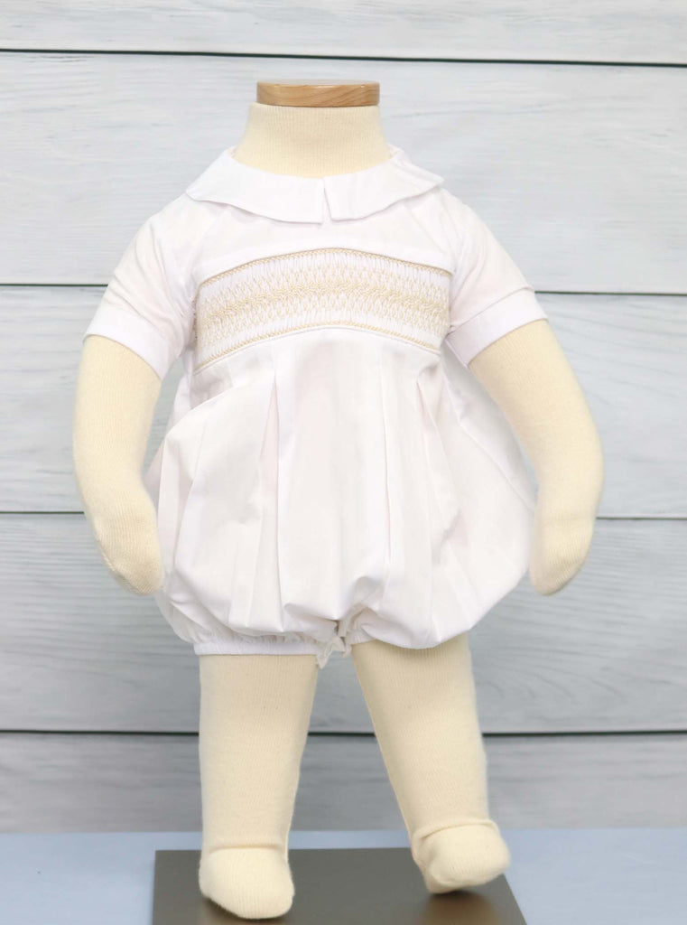 Smocked Easter Outfit