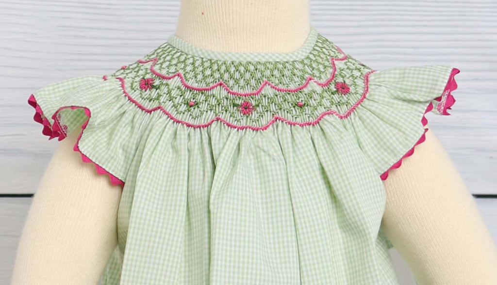 Smocked Easter Dresses